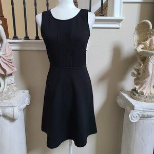 Maurices Fit & Flare Black Dress size XS